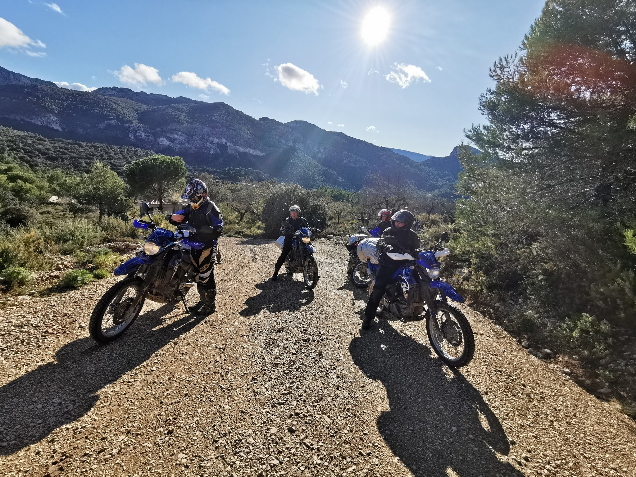 Spanish Offroad has been added to our regular offer!